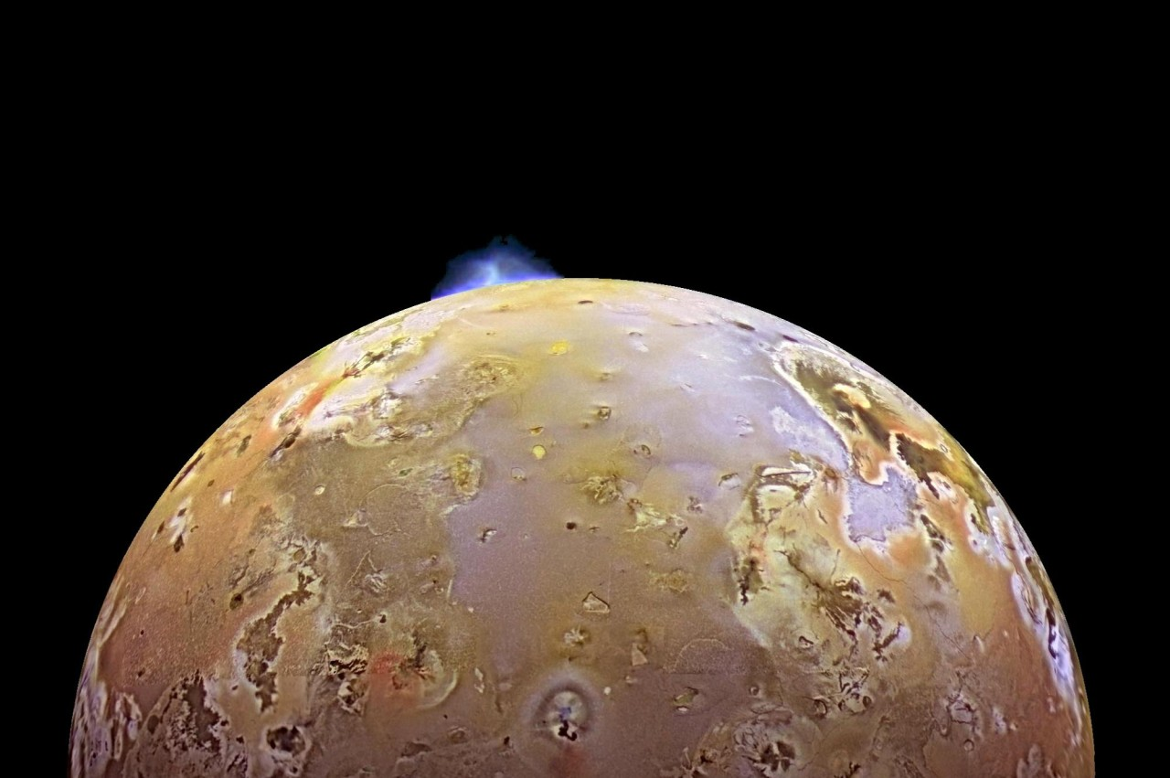io-eruption